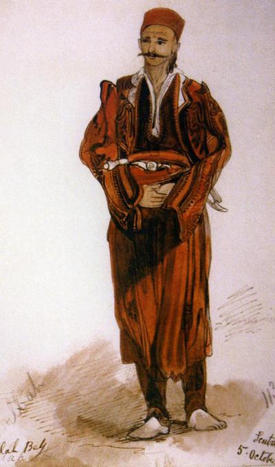 Shkodra Edward Lear