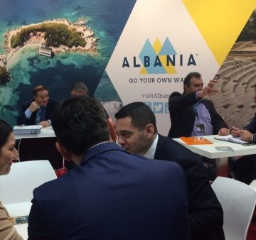 Albania's touristic potential presented at Euronews