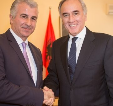 Albania and Greece continue to intensify economic collaboration