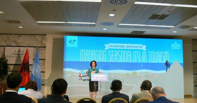 """Managing Seasonality in Tourism"" international conference held in Tirana"