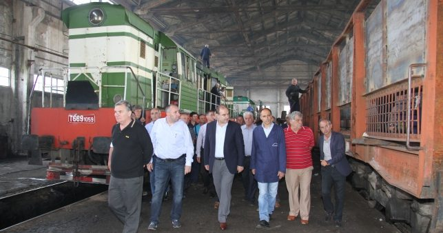 New investments in Durresi railway system