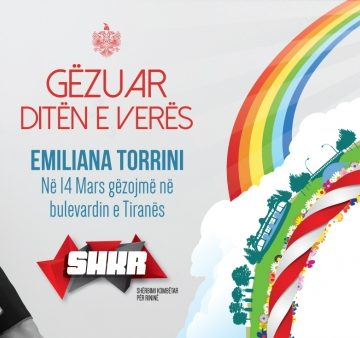 """Official Calendar for """"Summer Day"""" celebrations in Tirana (March 14)"""