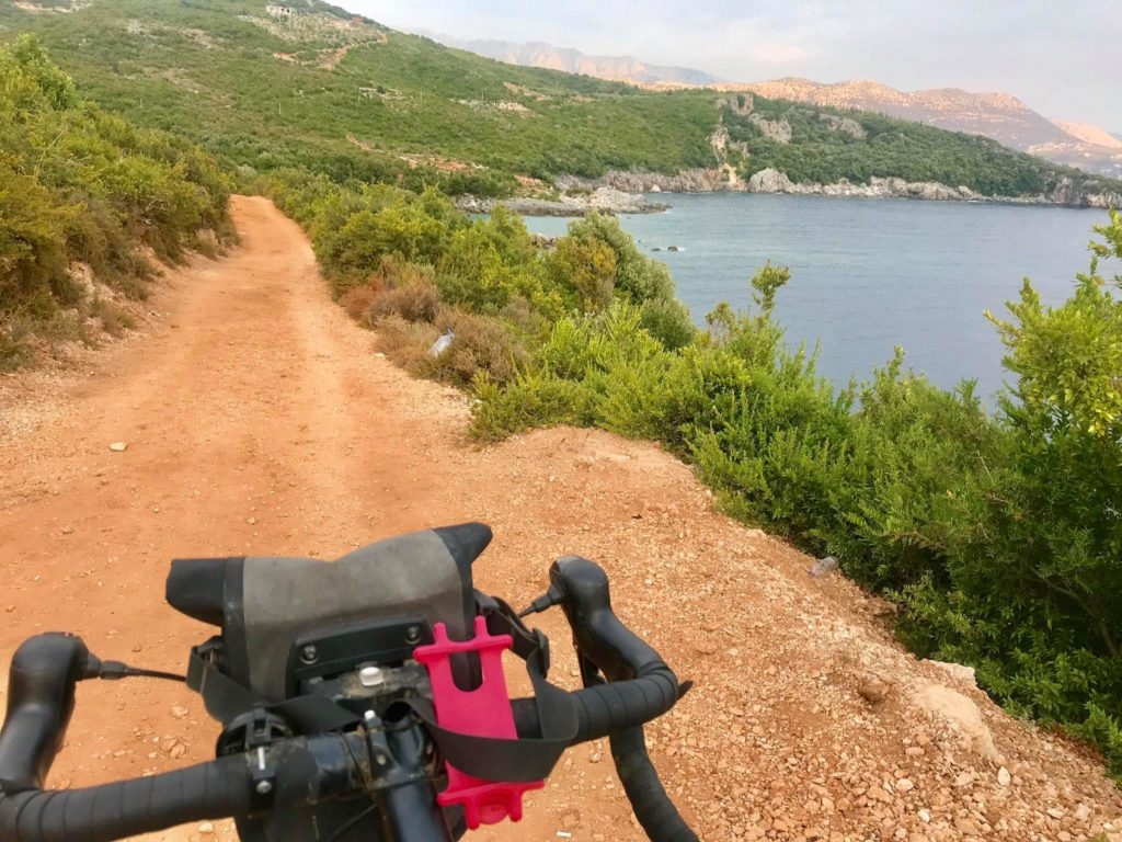 Cycling Albanian Riviera