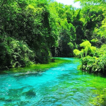 Top 5 places to spend weekends during the summer heat in Albania