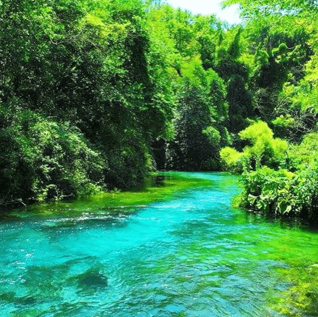 Dive into Blue Eye and Viroi Springs