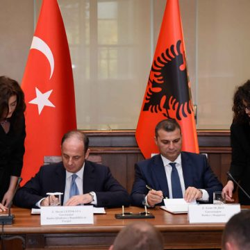 BoA and Central Bank of Turkey Sign Memorandum of Cooperation