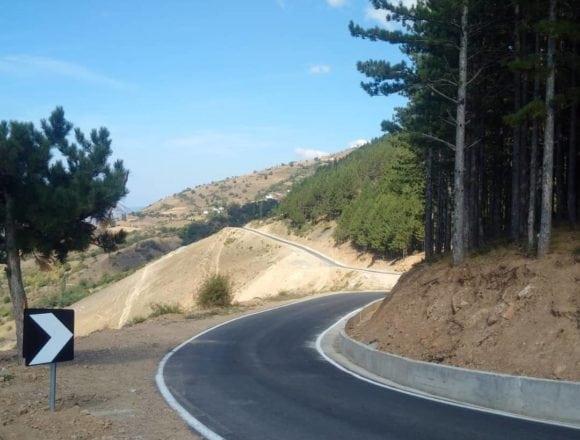 New Road Connects Albania and Kosovo in Borje