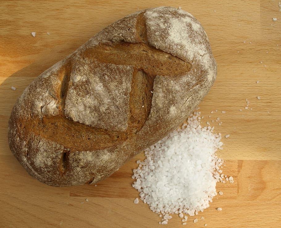 bread salt and heart