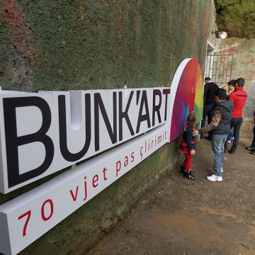 Albania celebrates the 70th anniversary of the end of war by opening Bunk'Art
