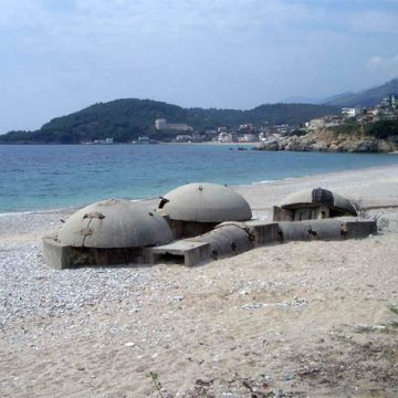 National Geographic Writes About How Bunkers Take a New Life in Albania