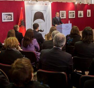 Albania commemorates victims of Holocaust