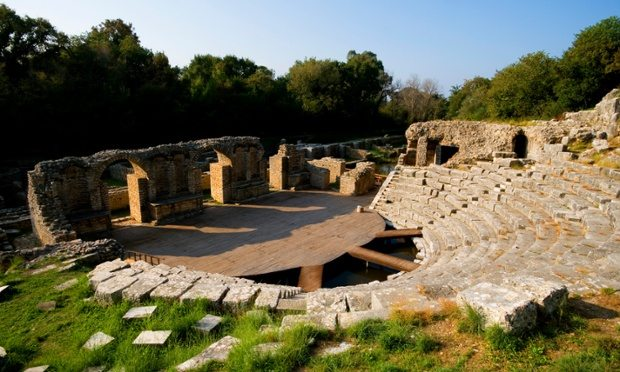 Albania's Butrint Park, one of the top ten national parks in Europe – The Guardian