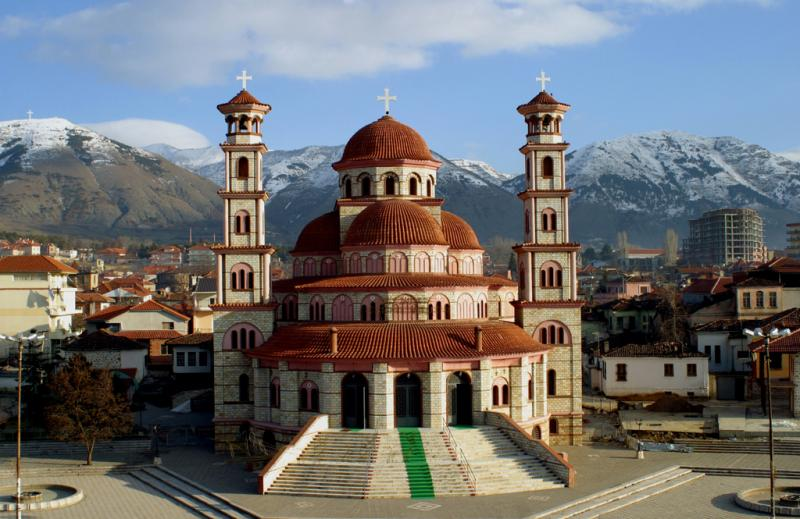 Korca Cathedral