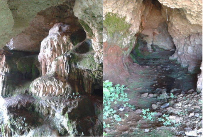 cave of old lady gizavesh