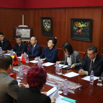 Chinese Investments to Increase in Albania