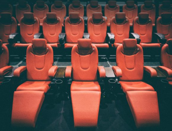 At the Movies Forget the Popcorn and Keep the Mask On