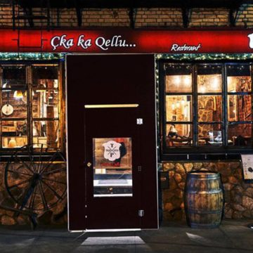 'Cka Ka Qellu' among Top 10 Restaurants in New York for 2019