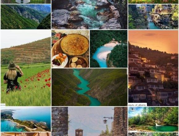 Winning Photos of Colours of Albania 2018