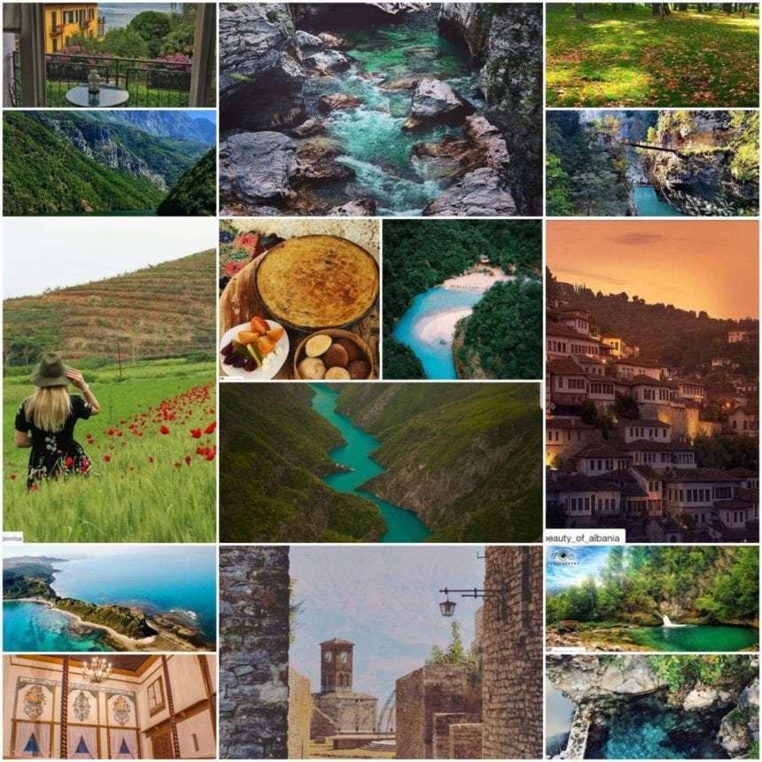 Winning Photos of Colours of Albania 2018
