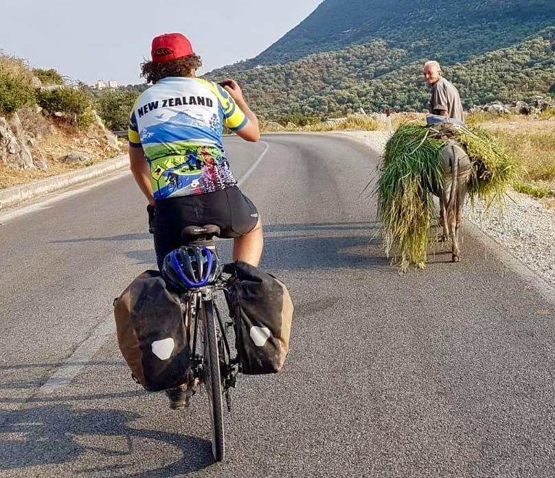 Albania on a Bike, from Tirana to Saranda