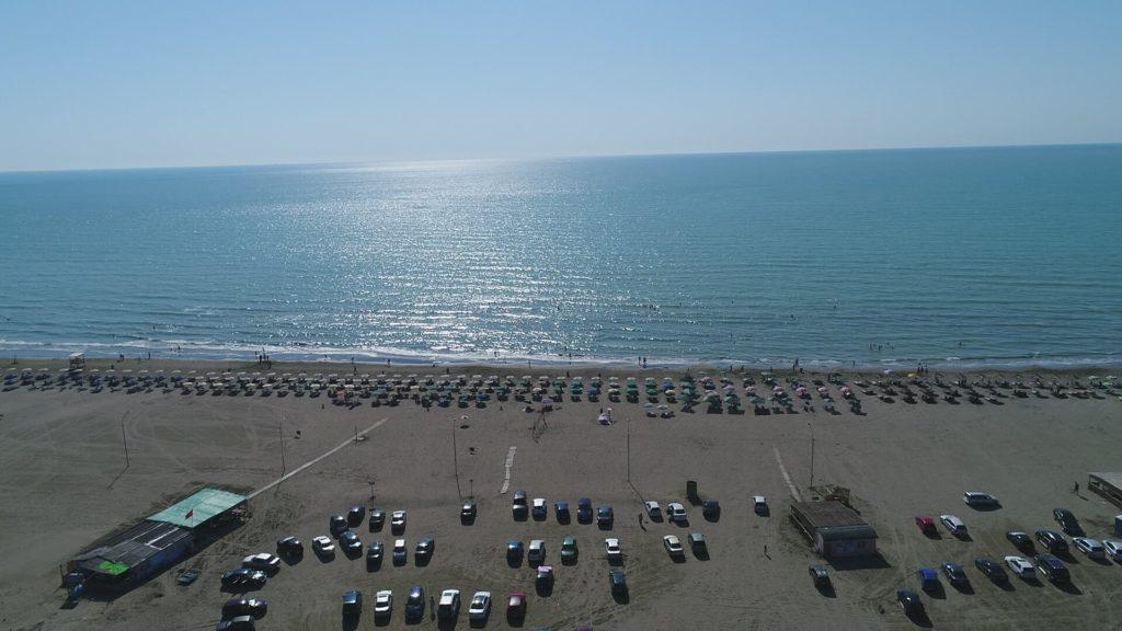 Fier beach