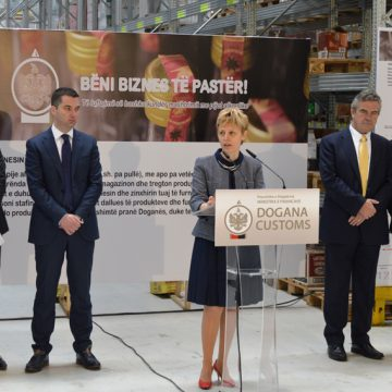 "Albanian Customs undertake ""Do fair business"" campaign to raise awareness"