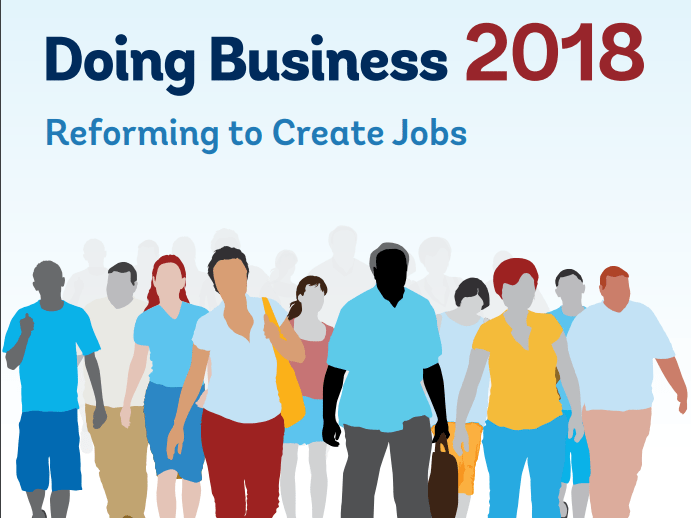 Albania Slipped 7 Places in WB's Ease of Doing Business Index 2018