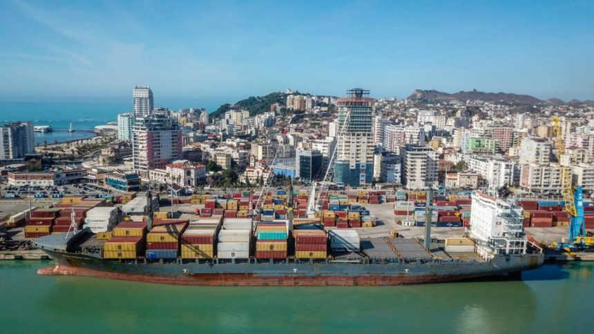 Albania Exports Up 5.2% in January