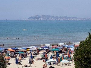 Beach of Durres