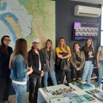 Dutch Students Visit Karaburun-Sazan Marine Park
