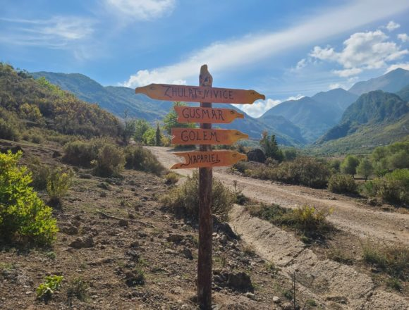 Shkaba Trail, the Route Where Hiking Meets Birdwatching