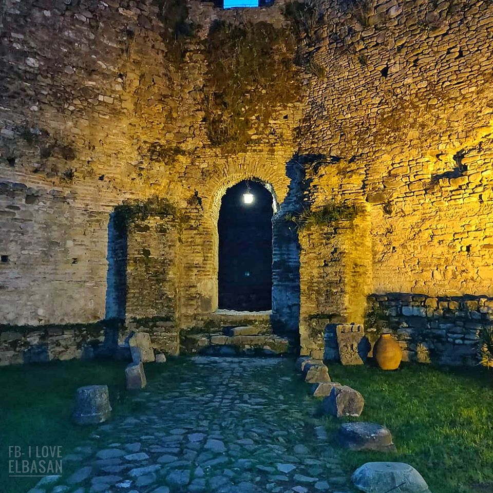 Elbasan Castle