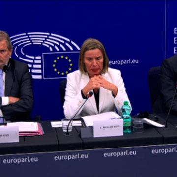 Albania Recommended to Start EU Membership Talks