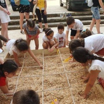 Project 'Little Archaeologist' Engages Children at National Museum