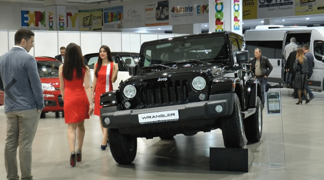 Fiat Chrysler Automobiles FCA, now present in Albania