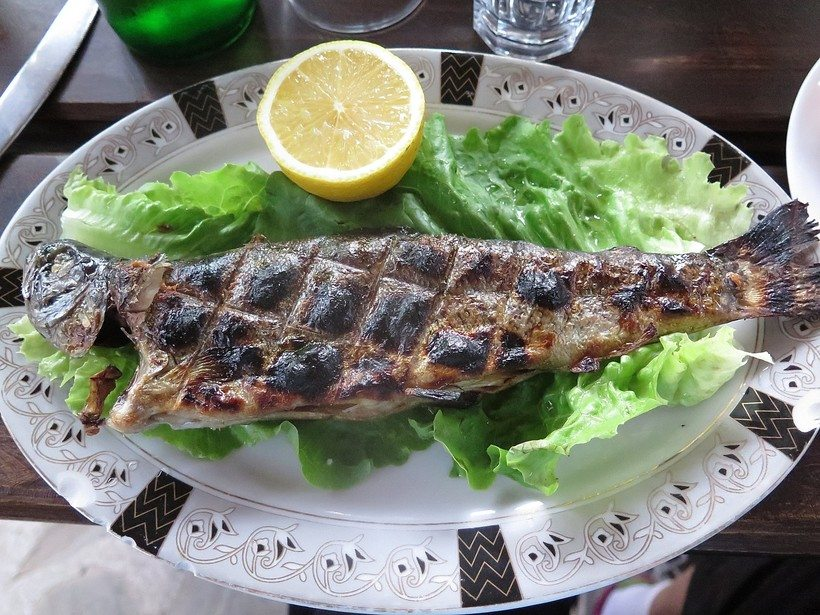 Fish in Albania Costed as Much as in U.K. in 2018