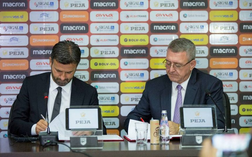 Christian Panucci to Coach Albanian National Football Team