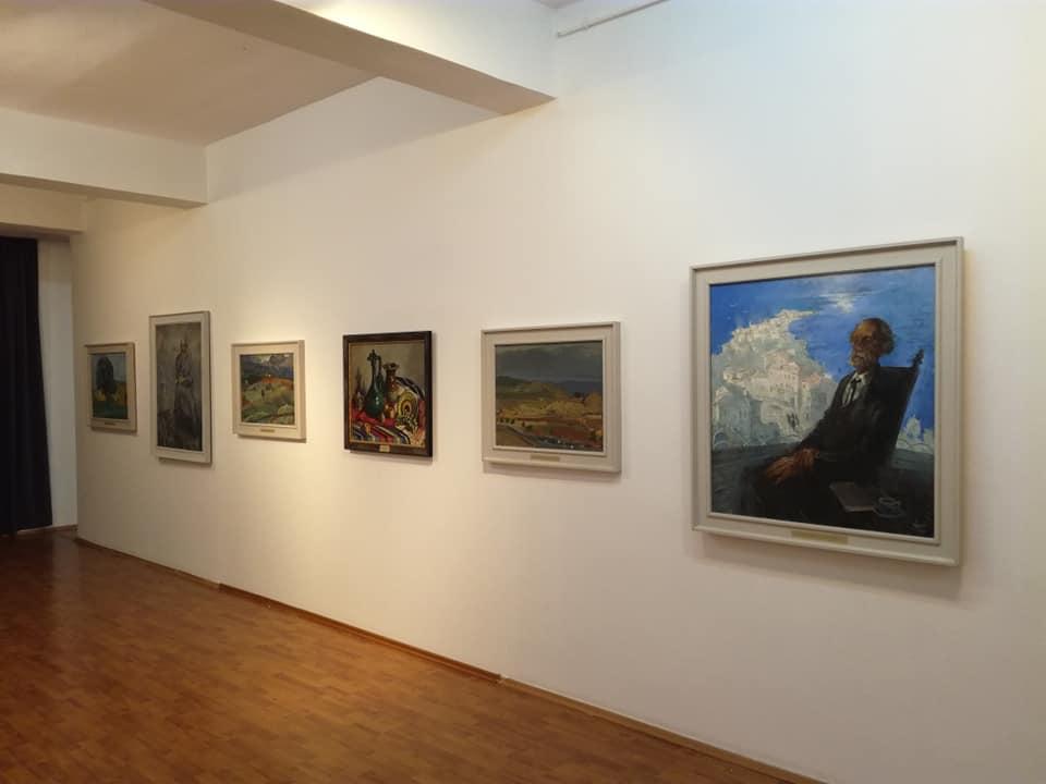 gallery of arts
