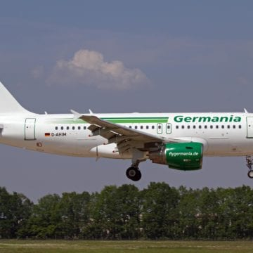 Germania Airline to Launch Direct Route Tirana-Zurich, Tickets Available