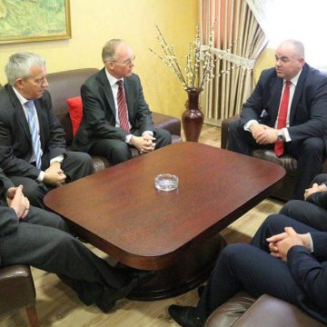 Norwegian Embassy to Kosovo to fund the reconstruction of irrigation canals in Shishtavec