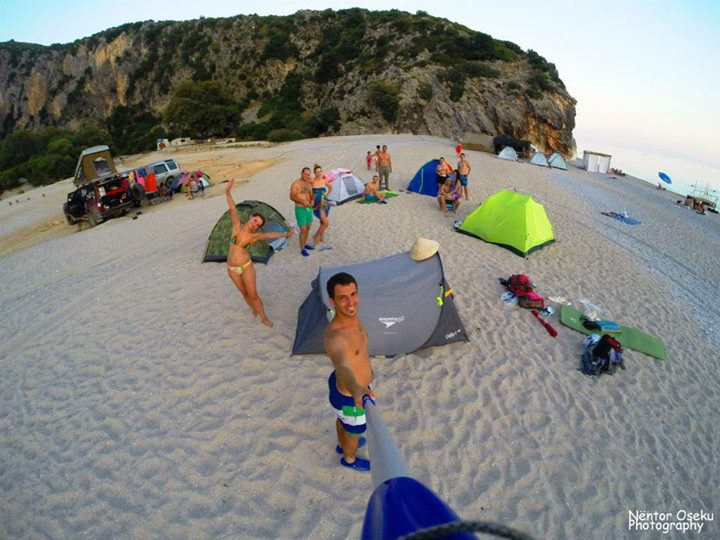 The Advantages Of Family Camping In The Albanian Riviera