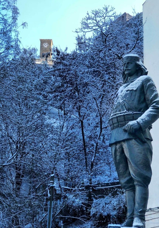 Photos: Snow Coats Albania