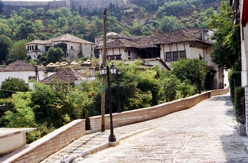 Gjirokastra, the preferred destination for Polish tourists