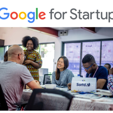 Apply for Google for Startups Accelerator: SDGs