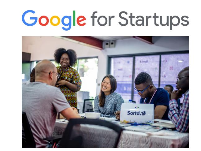 Apply for Google for Startups Accelerator: SDGs