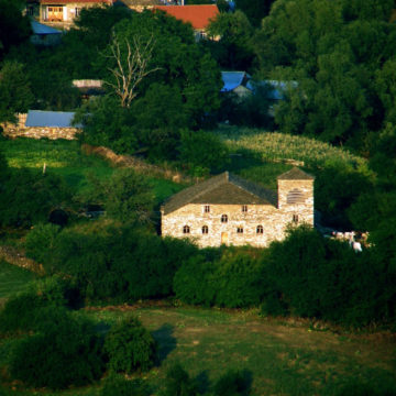 Grabova, the village of Ancient Bridges and Old Roads