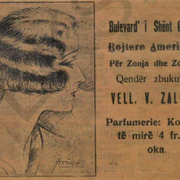 Exploring Albanian Life in Rare Collection of Vintage Ads