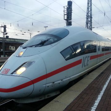 Albania Included in Ultra-Rapid Train Network Plan
