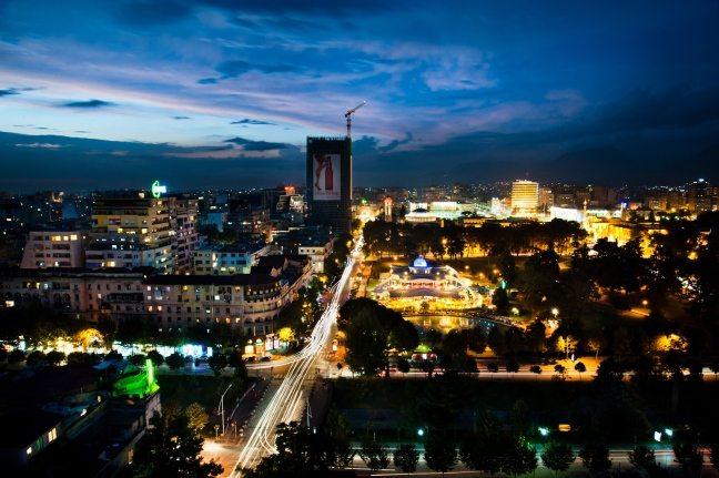 L'Espresso: Tirana, the symbol of the new Albania