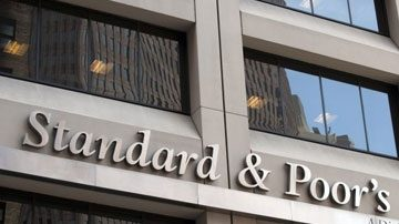 Standard and Poor's credit rating for Albania stands at B/B